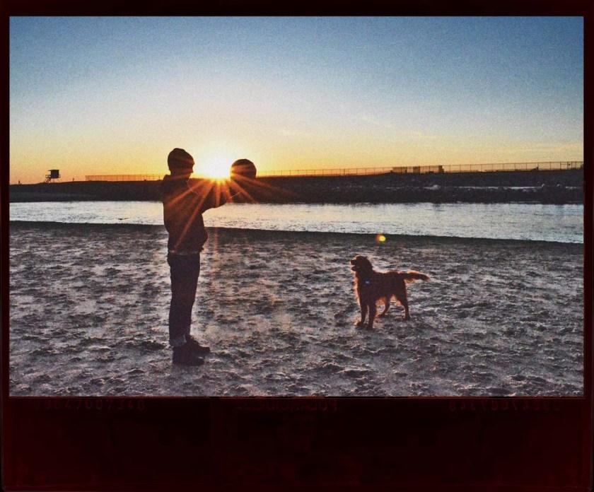 capturing the sun