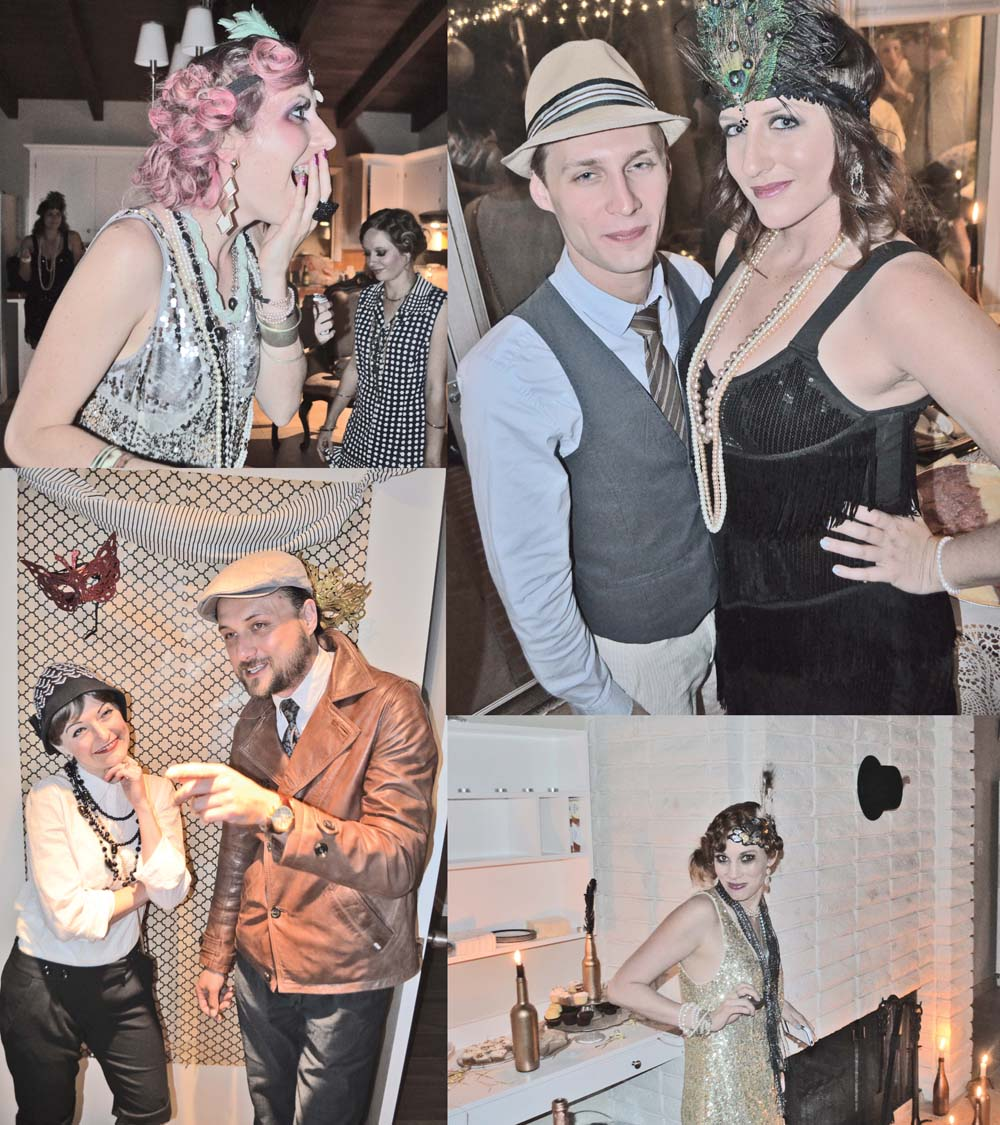 20s style party