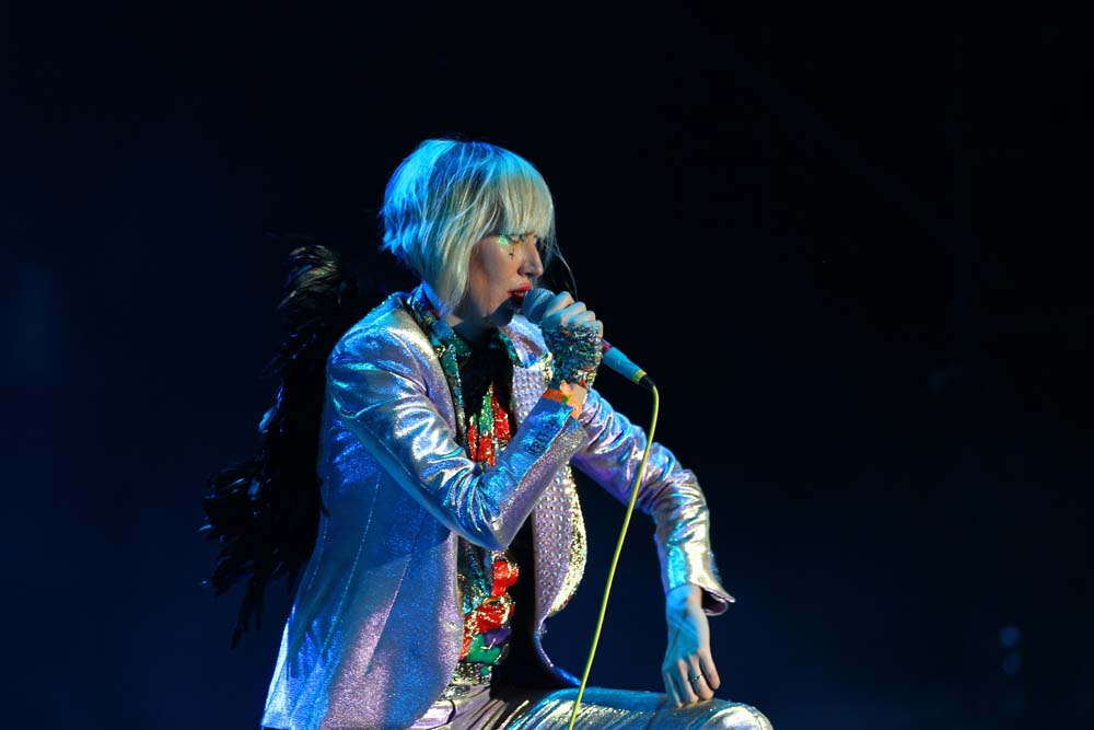 coastume of karen o