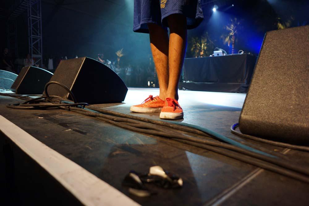 stage wear