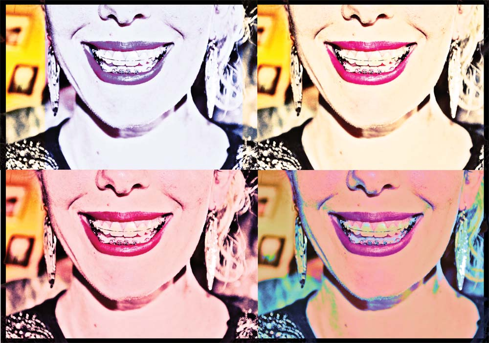 warhol braces