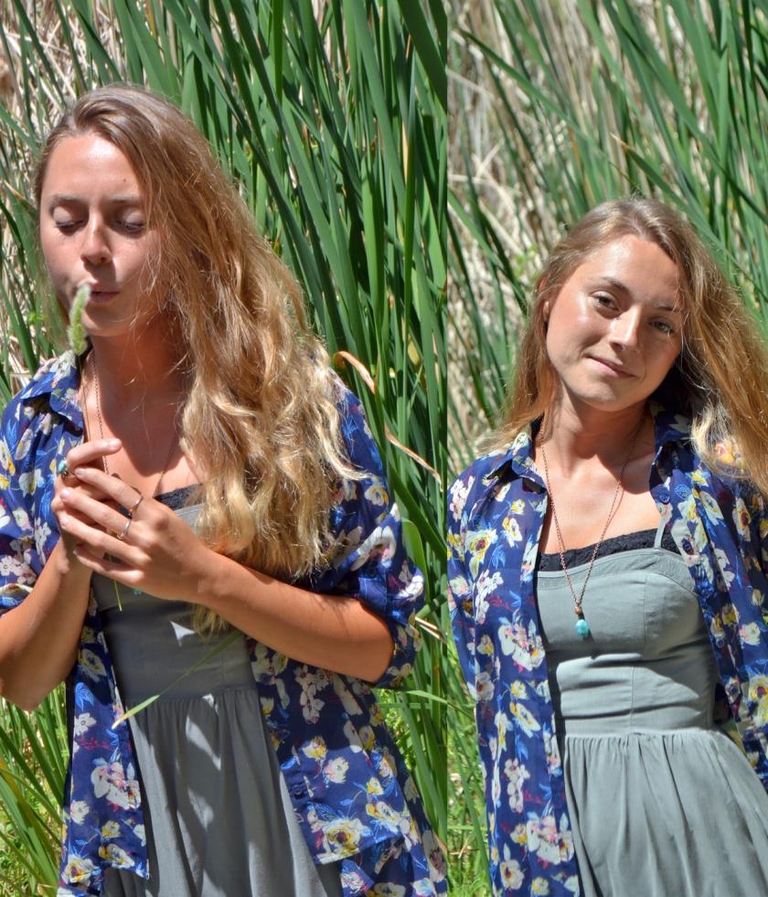 summer boheme militant and floral