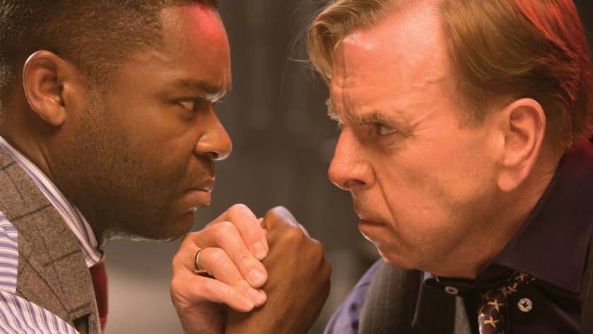 Actors Timothy spall vs David Oyelowo